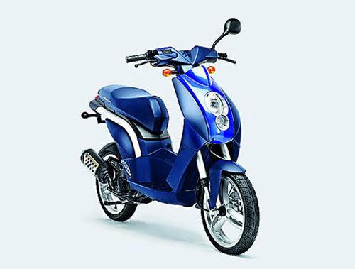 Скутер компании Peugeot Ludix 50 Trend