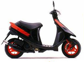 Скутер Suzuki Sepia ZZ 5 кубов